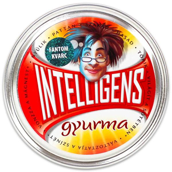 Intelligens gyurma - Fantom kvarc