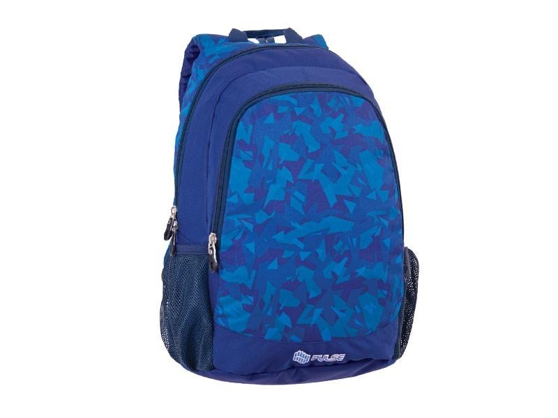 Pulse iskolatáska - kék - Iskolatásák dd58481e30